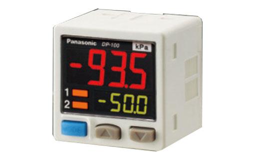 双画面 数字压力传感器 DP-101