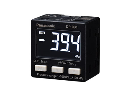 单画面 数字压力开关 DP-001