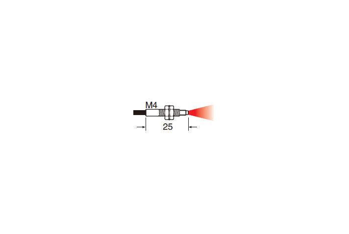 FD-43G  螺纹型光纤