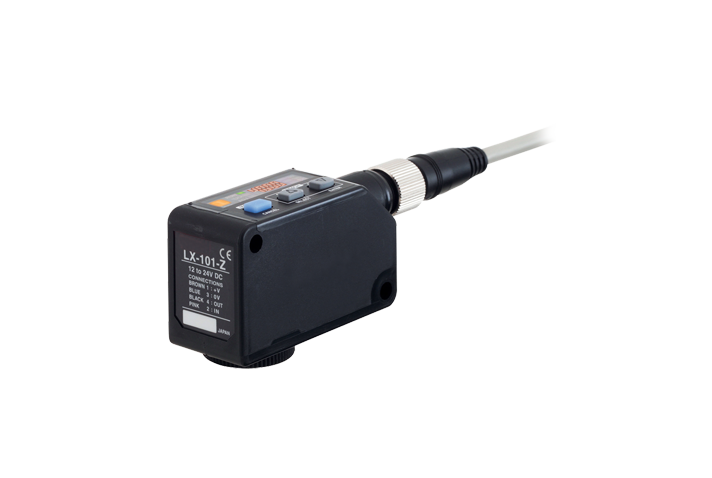 LX-101-Z 数字式色标传感器[放大器内置]