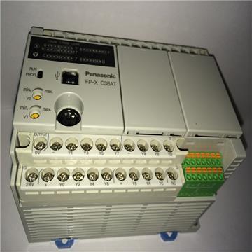 松下FP-X控制单元AFPX-C38AT