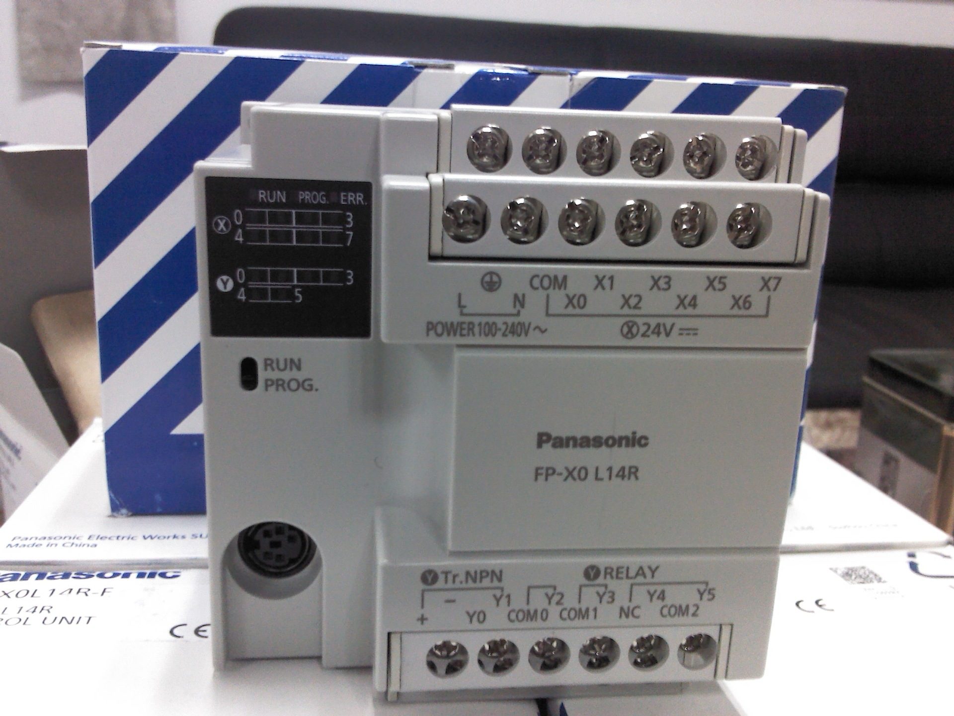 AFPX0L14R_松下FPX0-L14R控制器_AFPX0L14R-F