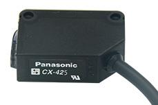 松下光电传感器CX-425 检测距离1700MM 防护等级IP65