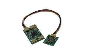 可检测静止人体高灵敏度松下红外阵列传感器模组AMG8853DM